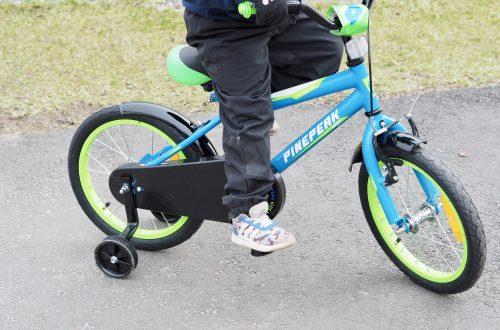 Jollyroom Pinepeak polkupyörä.